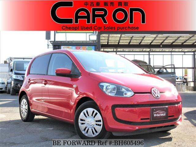 Used 2012 VOLKSWAGEN UP! BH605496 for Sale