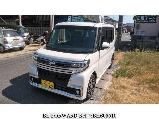 Used 2018 DAIHATSU TANTO BH605510 for Sale