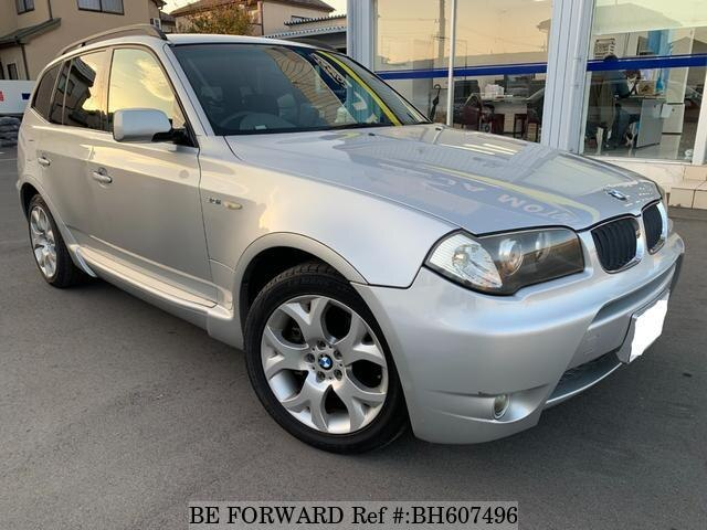 Used 2004 BMW X3 BH607496 for Sale