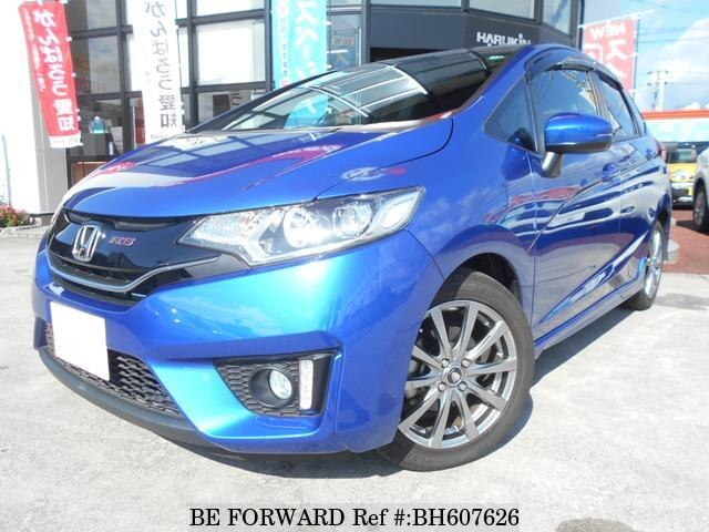 Used 2014 HONDA FIT BH607626 for Sale