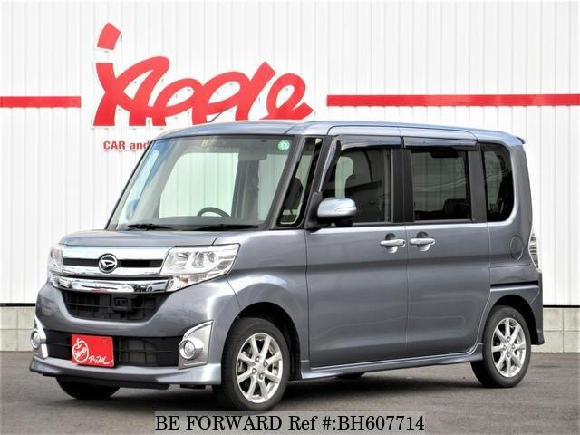 Used 2015 DAIHATSU TANTO BH607714 for Sale