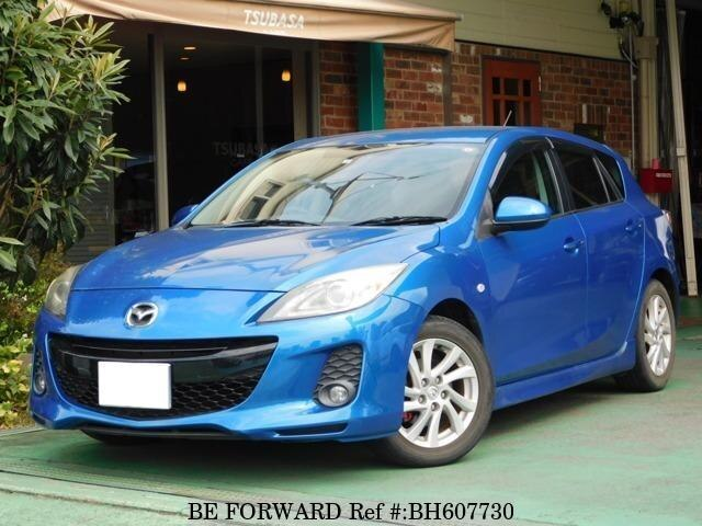 Used 2011 MAZDA AXELA SPORT BH607730 for Sale