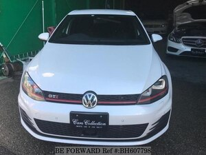 Used 2014 VOLKSWAGEN GOLF GTI BH607798 for Sale