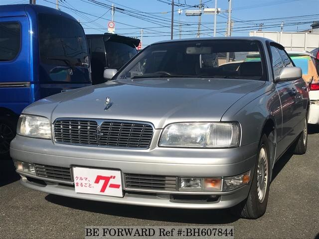 Used 1995 NISSAN CEDRIC SEDAN BH607844 for Sale