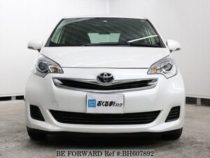 Used 2014 TOYOTA RACTIS BH607892 for Sale