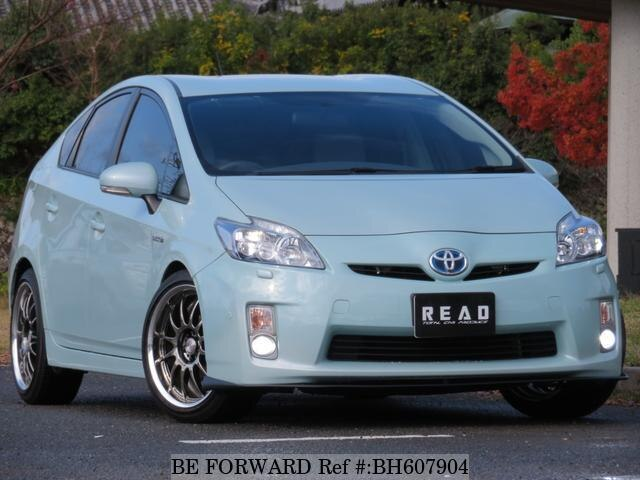 Used 2009 TOYOTA PRIUS BH607904 for Sale