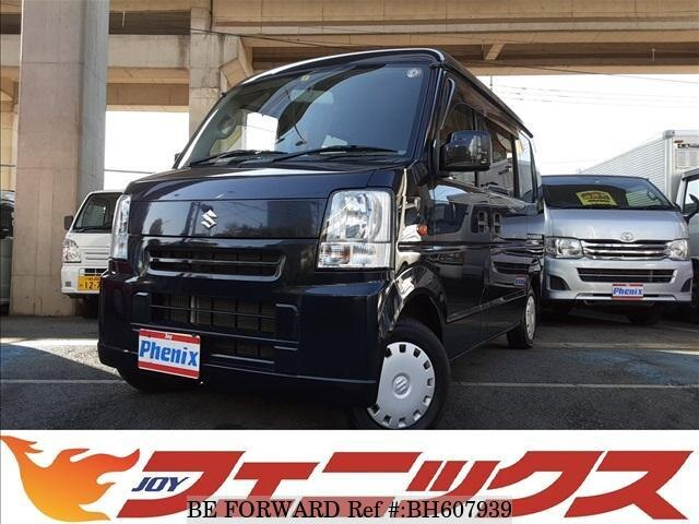 Used 2013 SUZUKI EVERY BH607939 for Sale