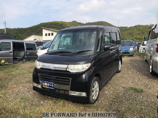 Used 2010 DAIHATSU TANTO BH607979 for Sale