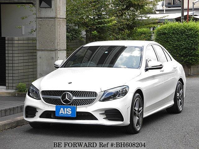 Used 2018 MERCEDES-BENZ C-CLASS BH608204 for Sale