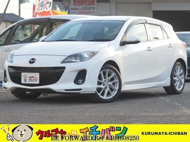 Used 2011 MAZDA AXELA SPORT BH608250 for Sale