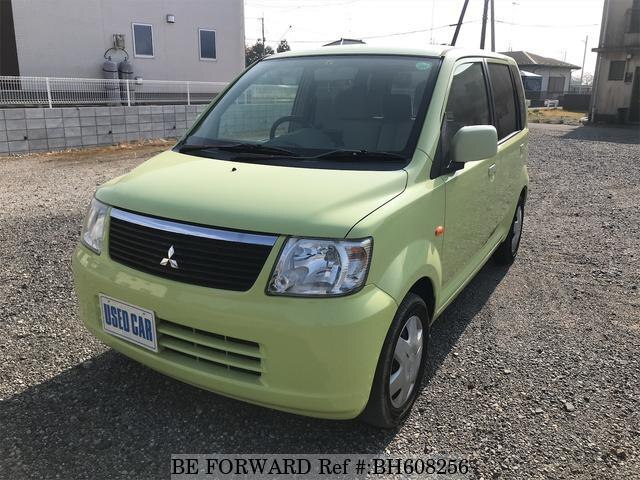 Used 2005 MITSUBISHI EK WAGON BH608256 for Sale