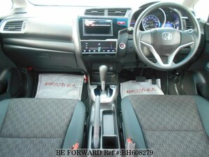 Used 2015 HONDA FIT BH608279 for Sale