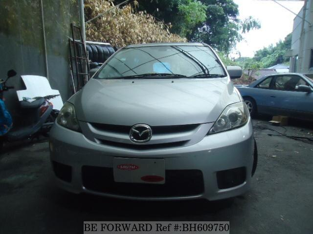 Used 2006 MAZDA PREMACY BH609750 for Sale