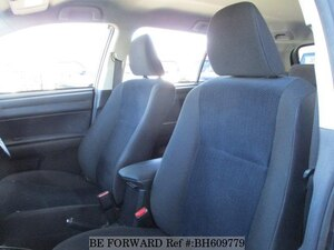 Used 2013 TOYOTA COROLLA FIELDER BH609779 for Sale