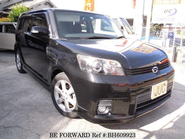 Used 2008 TOYOTA COROLLA RUMION BH609923 for Sale
