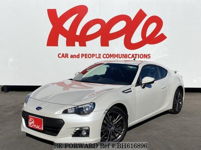 Used 2013 SUBARU BRZ BH616896 for Sale