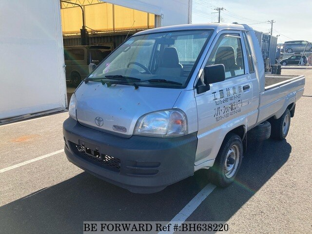 Used 2002 TOYOTA TOWNACE TRUCK BH638220 for Sale