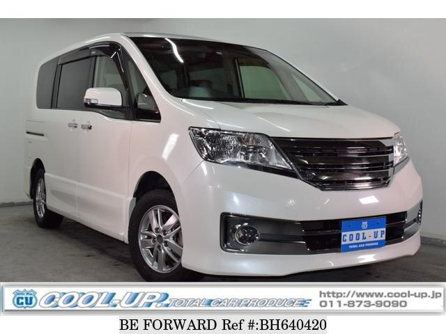Used 2011 NISSAN SERENA BH640420 for Sale