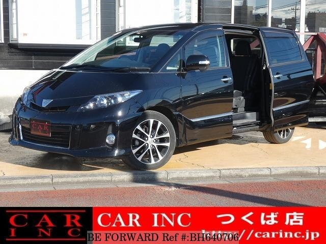 Used 2014 TOYOTA ESTIMA BH640706 for Sale