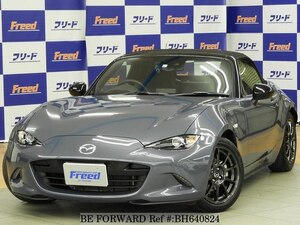 Used 2019 MAZDA ROADSTER BH640824 for Sale