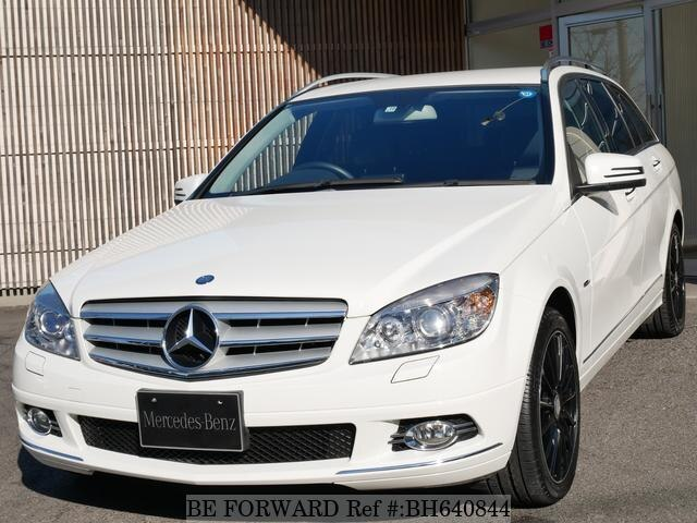 Used 2009 MERCEDES-BENZ C-CLASS BH640844 for Sale