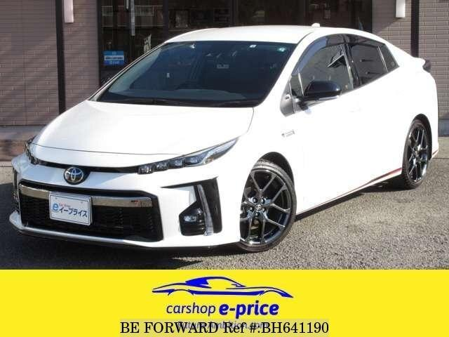 Used 2018 TOYOTA PRIUS PHV BH641190 for Sale