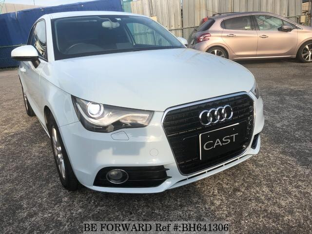 Used 2012 AUDI A1 BH641306 for Sale