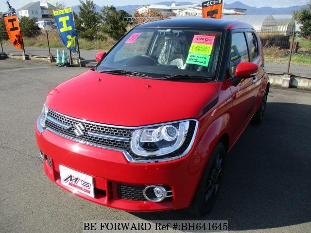 Used 2018 SUZUKI IGNIS BH641645 for Sale