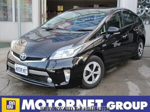 Used 2012 TOYOTA PRIUS PHV BH642754 for Sale