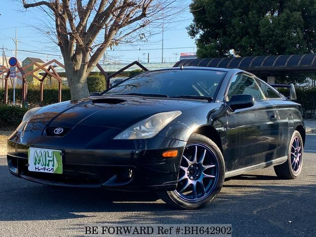 Used 2004 TOYOTA CELICA BH642902 for Sale