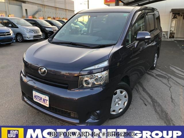 Used 2010 TOYOTA VOXY BH642903 for Sale