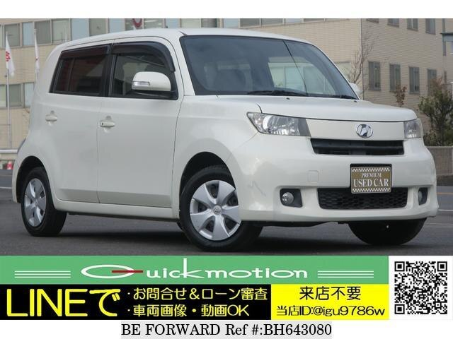 Used 2009 TOYOTA BB BH643080 for Sale