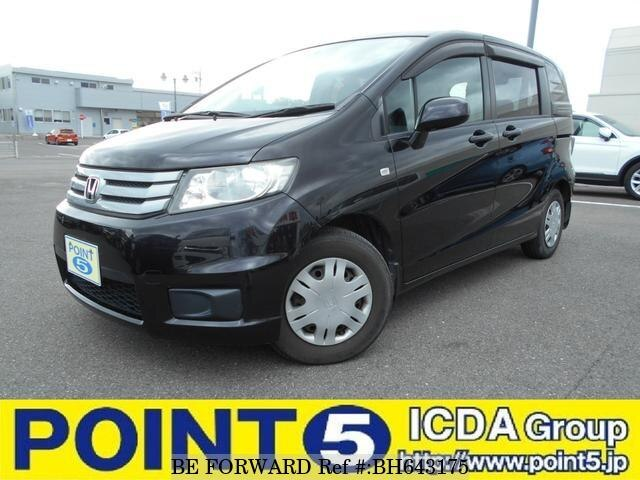 Used 2011 HONDA FREED SPIKE BH643175 for Sale