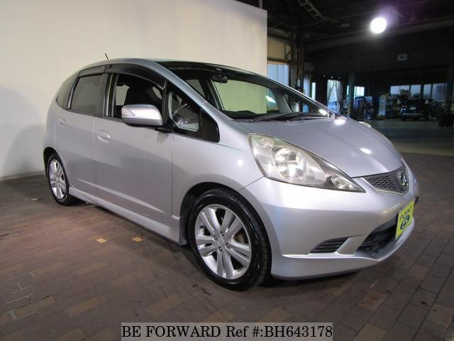 Used 2007 HONDA FIT BH643178 for Sale