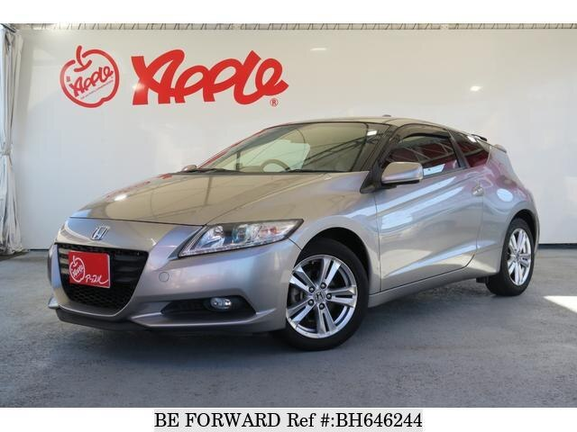 Used 2010 HONDA CR-Z BH646244 for Sale