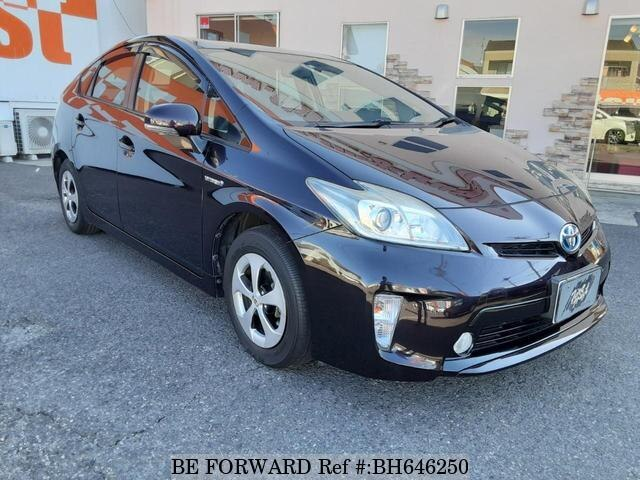 Used 2012 TOYOTA PRIUS BH646250 for Sale