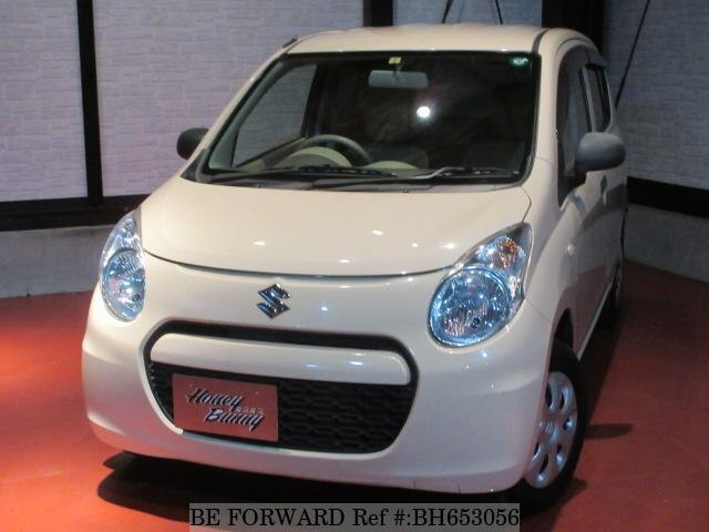 Used 2013 SUZUKI ALTO BH653056 for Sale