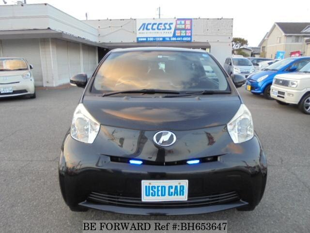 Used 2009 TOYOTA IQ BH653647 for Sale
