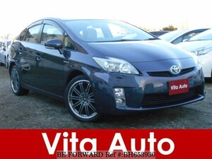 Used 2010 TOYOTA PRIUS BH653930 for Sale
