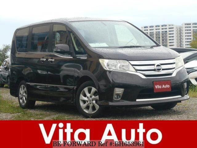 Used 2012 NISSAN SERENA BH653961 for Sale
