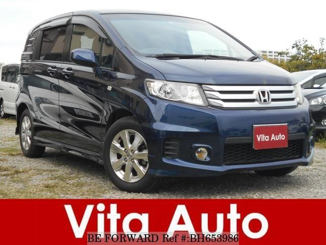 Used 2010 HONDA FREED SPIKE BH653986 for Sale