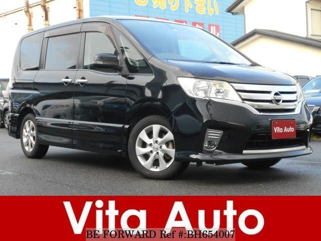 Used 2011 NISSAN SERENA BH654007 for Sale