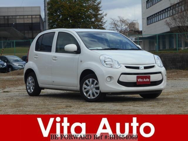 Used 2015 TOYOTA PASSO BH654069 for Sale