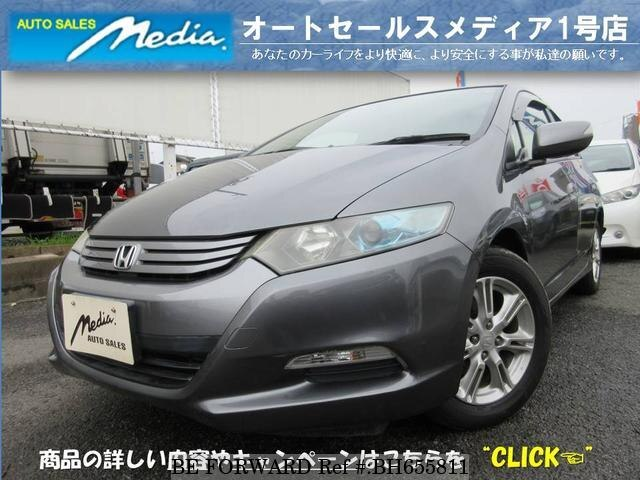 Used 2009 HONDA INSIGHT BH655811 for Sale