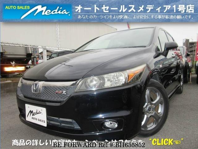 Used 2008 HONDA STREAM BH655852 for Sale