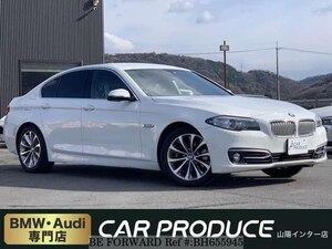Used 2013 BMW 5 SERIES BH655945 for Sale