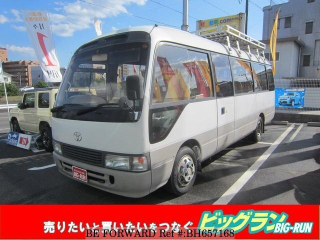 Used 1997 TOYOTA COASTER BH657168 for Sale