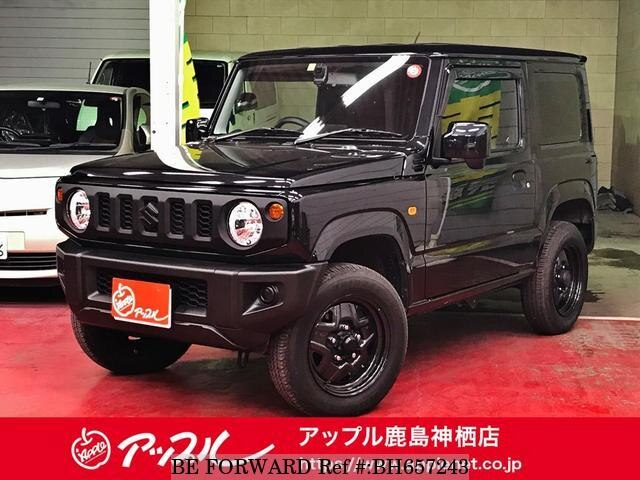 Used 2018 SUZUKI JIMNY BH657243 for Sale