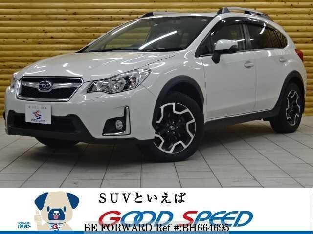 Used 2016 SUBARU XV BH664695 for Sale