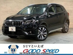 Used 2018 SUZUKI SX4 S-CROSS BH664770 for Sale